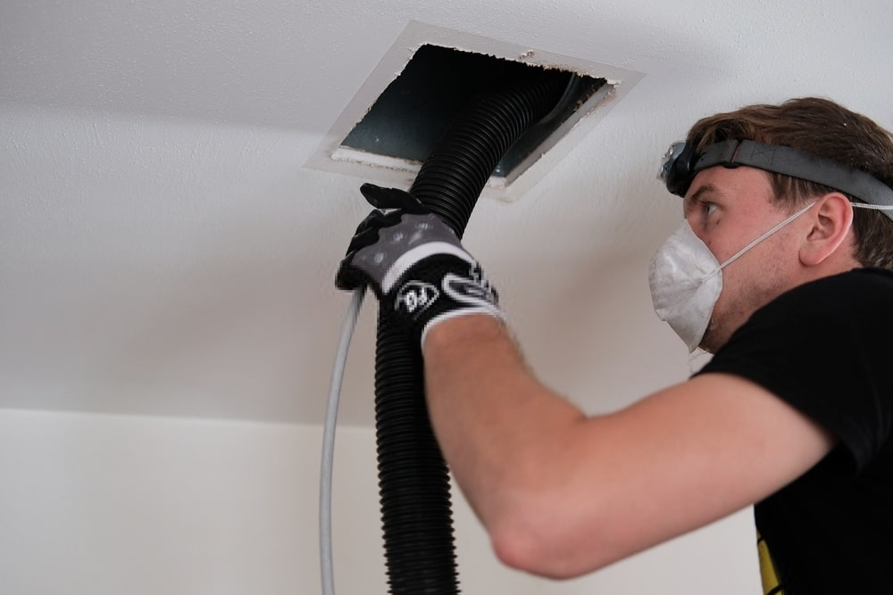 Air Duct Cleaning Whitby