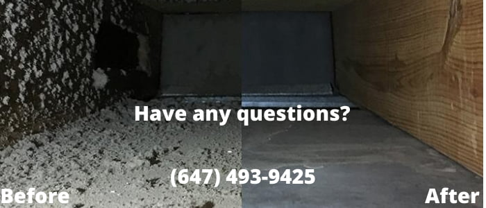 air duct cleaning in Bradford