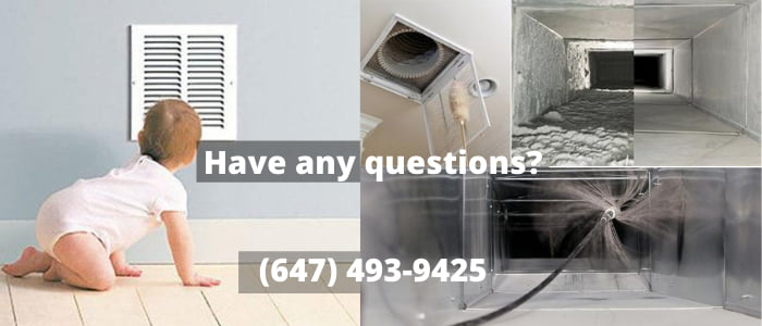 air duct cleaning in Etobicoke