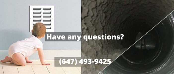 air duct cleaning in Georgina