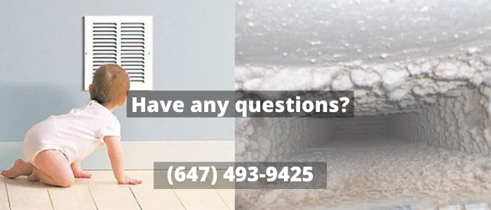 air duct cleaning in Grimsby