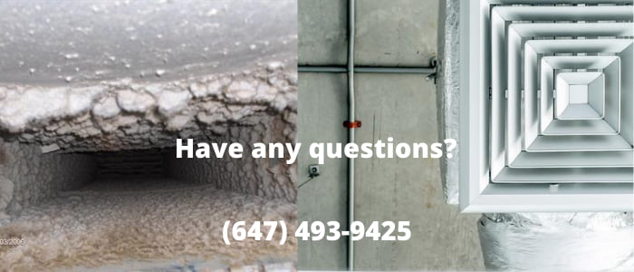 air duct cleaning in Guelph