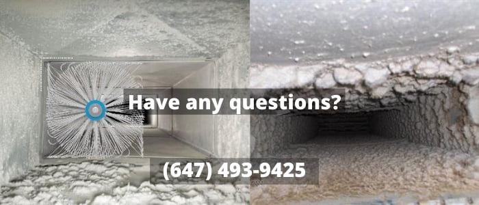 air duct cleaning in Halton Hills