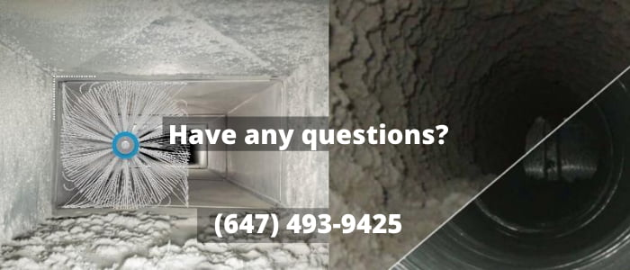 Air Duct Cleaning In Basement
