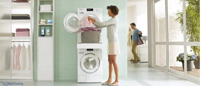 How to Stack Washer and Dryer