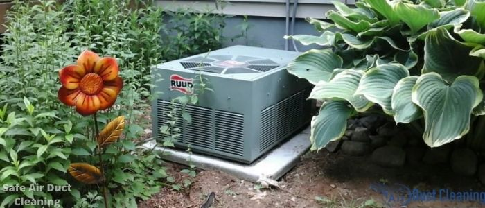 Ruud Air Conditioner Cleaning
