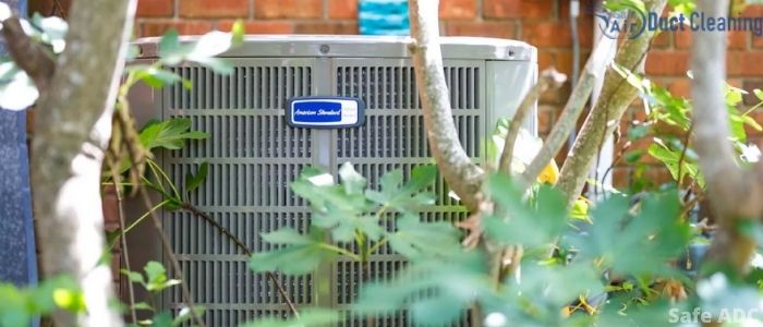 American Standard Air Conditioner Cleaning